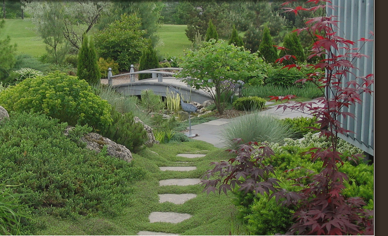 Mooder horticultural award winning landscape design for Landscape design ontario